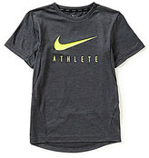 Nike Big Boys 8-20 Dri-FIT GFX Training Shirt