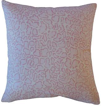 One Kings Lane Bea Pillow - Pink - 18x18