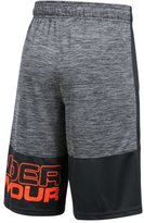 Under Armour Boys' UA Stunt Printed Shorts