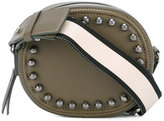 No.21 studded crossbody bag - women - Leather/Metal (Other) - One Size