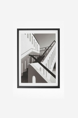 French Connection Framed Stairway Print 30X40