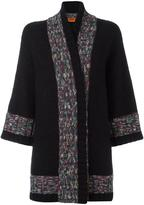 Missoni flared sleeves open cardigan