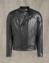 Men Leather Jacket Coat Motorcycle Biker Slim Fit Outwear Jackets N1329