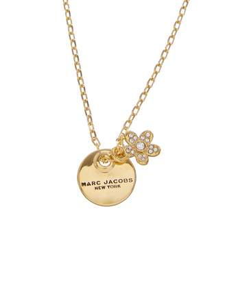 Marc by Marc Jacobs Marc Jacobs Coin Necklace