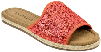 Aerosoles Denville Women's Espadrille Slide Sandals