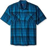 Rocawear Men's Big and Tall Underboshort Sleeve Short Sleeve Shirt