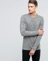 Esprit Slubby Crew Neck Sweater