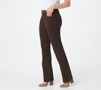 Belle By Kim Gravel Flexibelle 5-Pocket Boot Cut Jeans Reg.