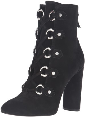 Casadei Women's Lace Up Western Boot