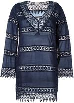 Tory Burch crochet lace dress - women - Cotton - XS