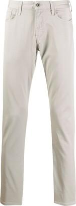 Emporio Armani active fit denim jeans