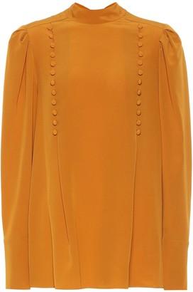 Givenchy Silk crApe de chine blouse