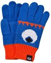 Animal Blue Monster Gloves