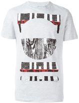 McQ by Alexander McQueen Tribal print T-shirt