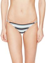 Solid & Striped Chloe Printed Bikini Bottom