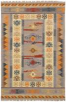 Ecarpetgallery Handwoven Esme Rug - 5ft x 8ft - Light Grey