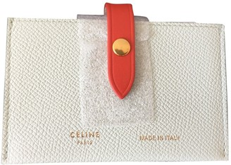 Celine Green Leather Purses, wallets & cases