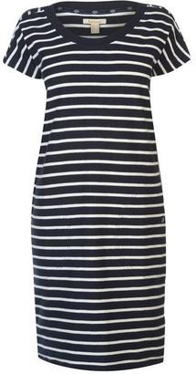 Barbour Lifestyle Sail Stripe Dress Womens