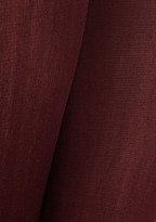 Look From London Seize the Day Tights in Wine