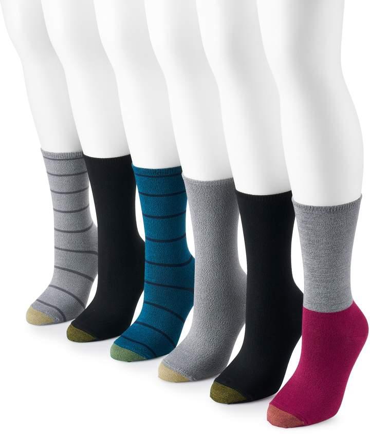 e4ddb83ed7981 macy's gold toe women's socks Reinforced Toe Socks - ShopStyle