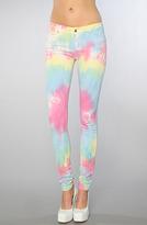 Tripp NYC The Rainbow Tie Dye Jean