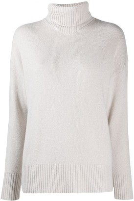 Seventy Roll Neck Jumper