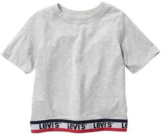 Levi's Varsity Taping Knit Top (Little Girls)