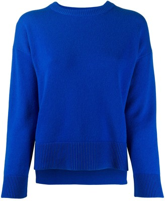 Pringle Dropped-Shoulder Sweater