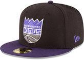 New Era Sacramento Kings 2 Tone Team 59FIFTY Cap