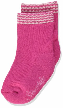 Sterntaler Baby Girls' Sockchen Uni Socks