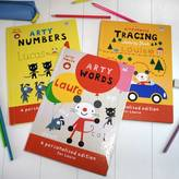 Letteroom Personalised Arty Mouse Activity Books