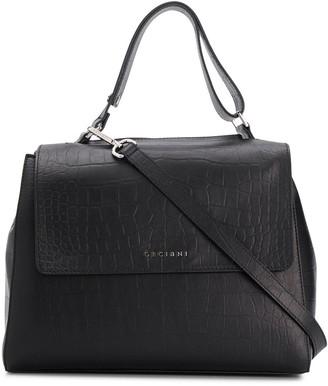 Orciani Kindu large shoulder bag