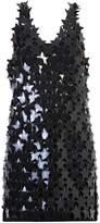 Paco Rabanne Stars Appliqua Dress