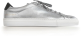Common Projects Achilles Retro Low Silver Leather Men's Sneaker