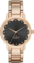 Kate Spade KSW1044 Gramercy gold-tone stainless steel watch