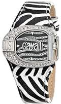 Just Cavalli r7251160508 36mm Stainless Steel Case Multicolor Leather Mineral Women's Watch