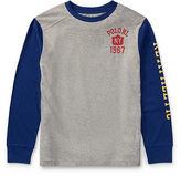 Ralph Lauren 8-20 Cotton Jersey Graphic T-Shirt