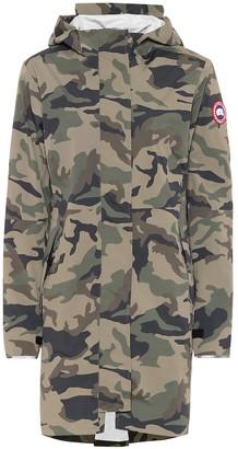 Canada Goose Salida camo-print jacket