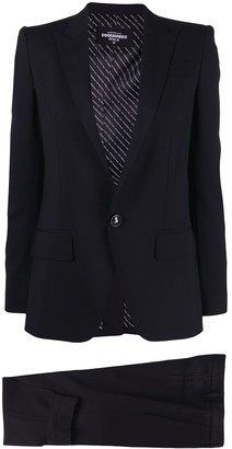 DSQUARED2 Cropped Trouser Suit