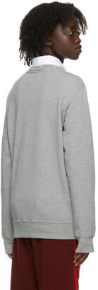 Maison Margiela Grey Classic Sweatshirt
