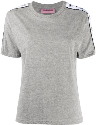 Chiara Ferragni Winking Eye crew neck T-Shirt
