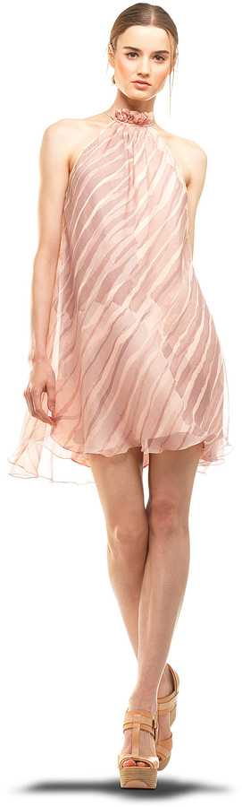 Max Studio Halter Dress