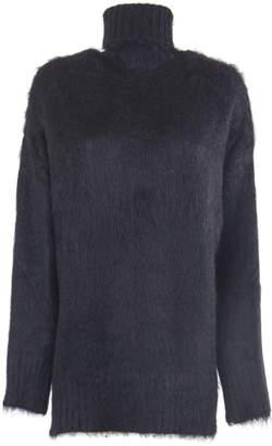 N°21 N.21 Black Wool Sweater
