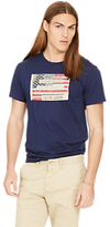 Denim & Supply Ralph Lauren Flag T-shirt, Navy