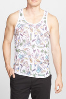 Kid Dangerous Venice Beach Print Tank