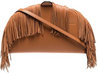 Loewe Fringed Clutch Bag