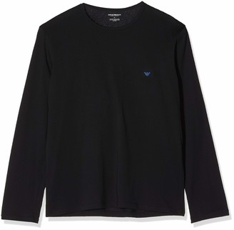Emporio Armani Men's Knit T-Shirt