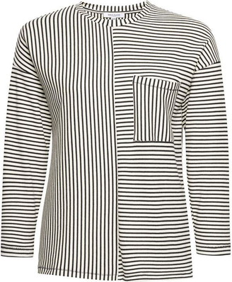 Great Plains Pisa Stripe Long Sleeve Top