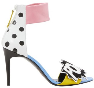 Pierre Hardy Oh Roy Pow heeled sandals