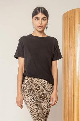 Ragdoll LA SLOUCHY TEE Faded Black